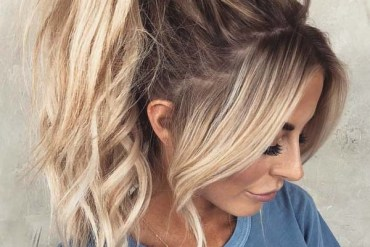 Stunning High Ponytail Hairstyles in 2018