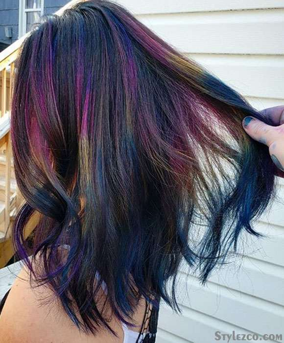 Different Shades of Hair Color Styles for Young Girls & Women