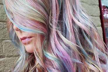 Colorful Hair Color Style & Trends with Amazing Look for 2018