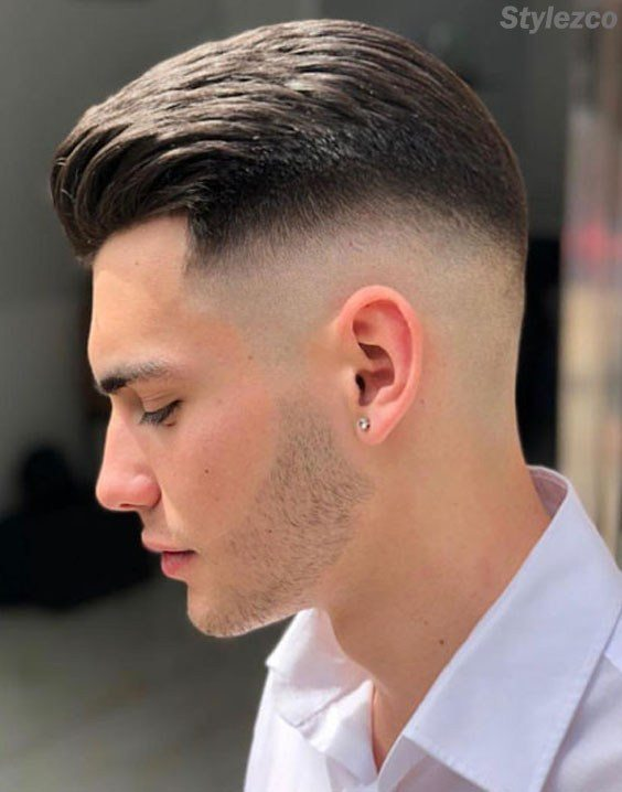 Modern Ideas of Men's Hairstyles for 2018 with Stylish Look