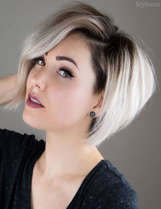 Dazzling Look of Silver Hair Color Ideas You Can Wear In 2018