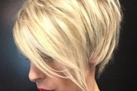 Ideal Style of Short Haircut Trends for Girls In 2018