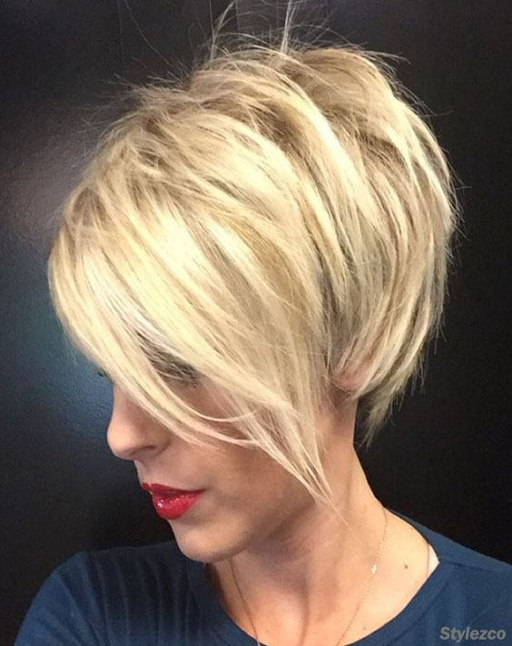 Ideal Style of Short Haircut Trends You'll Love In 2018