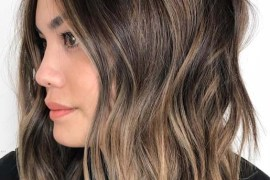 Brunette Balayage Hair Color Shades in 2018