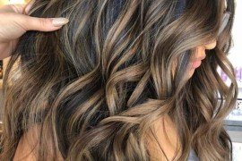 Gorgeous Brunette Balayage Highlights for 2018