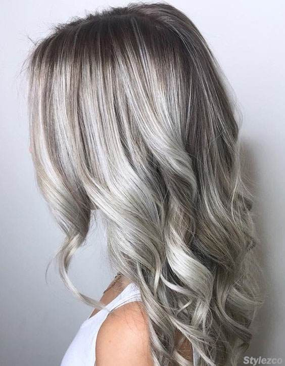 Hottest Grey Hair Color Ideas & Trends that are Easy To Try