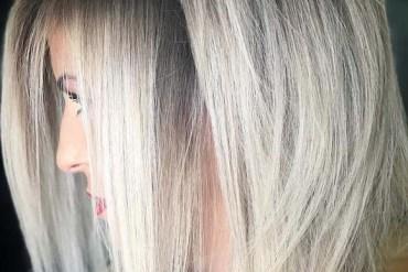 Lovely Ash Blonde Hair Color Blends for 2018