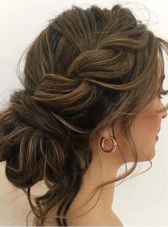 Romantic Bridal Updo Hairstyles To Flaunt In 2018 Stylezco