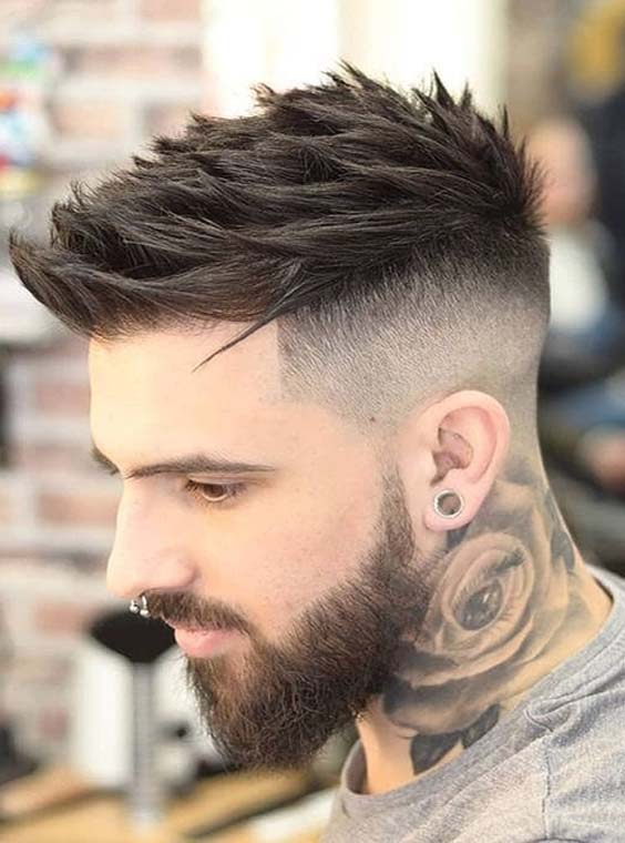 Terrific Coolest Short Hairstyles Haircuts For Men In 2018 Stylezco Natural Hairstyles Runnerswayorg