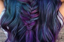 Hair Color & Hairstyles Trends for 2018