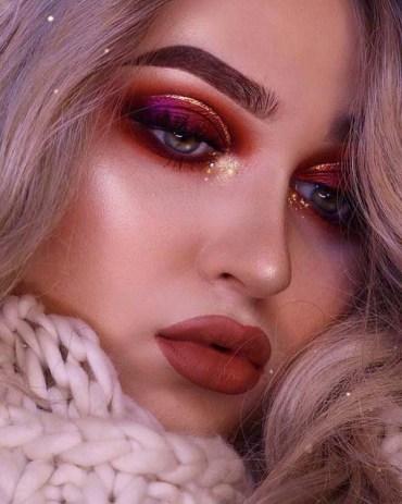 Hot Seasonal Glam Real Makwup Trends
