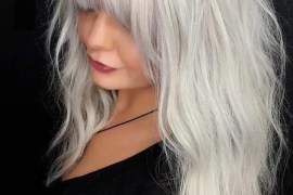 Platinum Blond Hair Color & Highlights in 2018