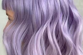 Quick & Easy Purple Hair Color Ideas for Short Hair In 2018