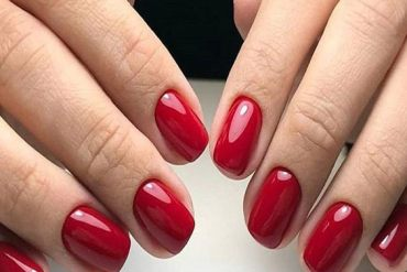 Splendid Red Nail Art Ideas & Styles for Girls