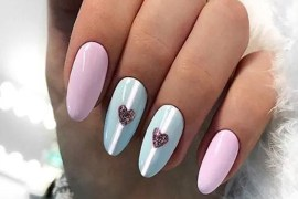 Simple & Cute Nail Art Ideas You can Try At Home