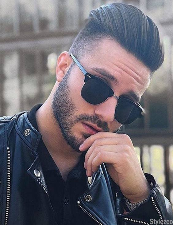Simple Cute Upside Mens Hairstyles Trends For 2018 2019 Stylezco