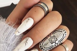 Wonderful Acrylic Nail Designs in 2018