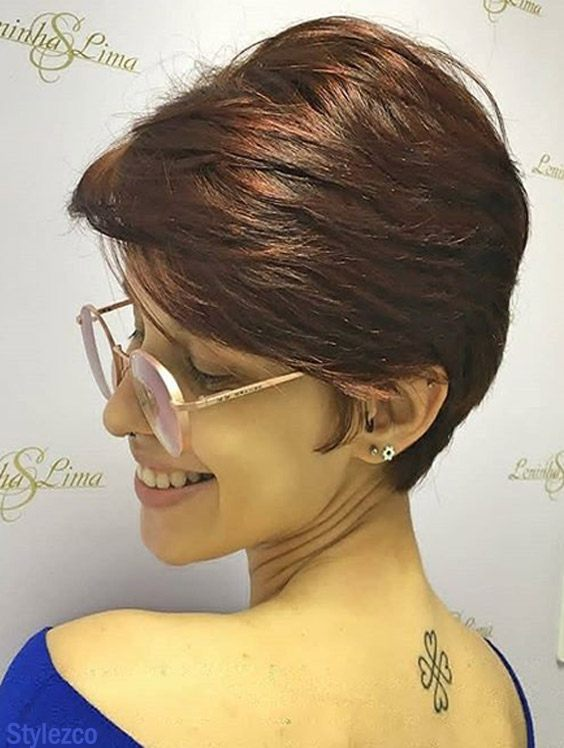 Short Length Hairstyle Trends To Look Stylish In 2018-2019