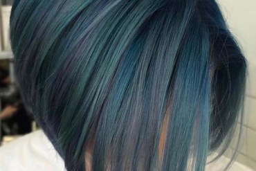 Incredible Blue Bob Haircut Styles for 2019