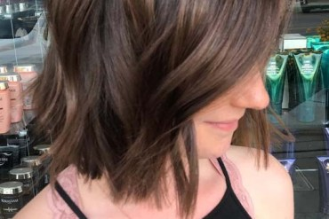 Short Textured Bob Haircuts in 2019