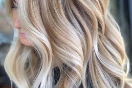 Vanilla Cream Blonde Hair Color Ideas for 2019