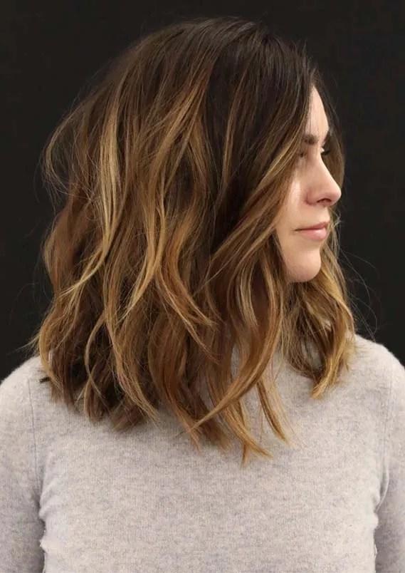 Medium Length Bob Haircuts for 2019