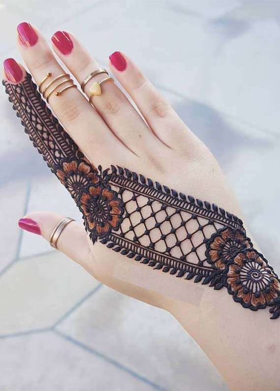 Easy Mehndi Designs You Must Try In 2019 Stylezco