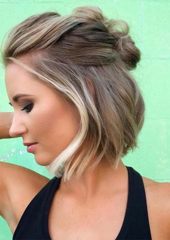 Amazing Ideas Of Short Haircuts for Women in 2019 | Stylezco