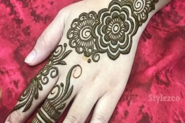 Awesome Mehndi Designs for Wedding Day In 2019
