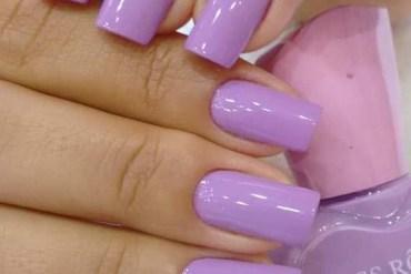 Dark Purple Shades Of Nail Polish in 2019