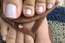 Graceful Nail Designs for Feet in 2019