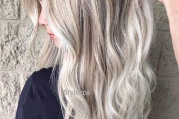 Motivational Balayage Hair Color Styles for Long Hair In 2019