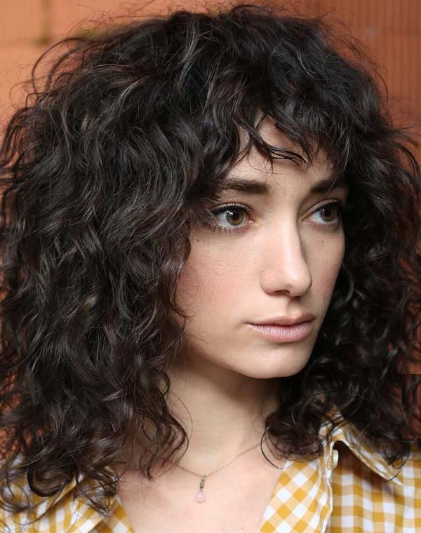 Wonderful Curly Hairstyles for 2019