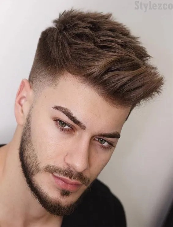 Wonderful Ideas of Mens Short Haircuts for 2019