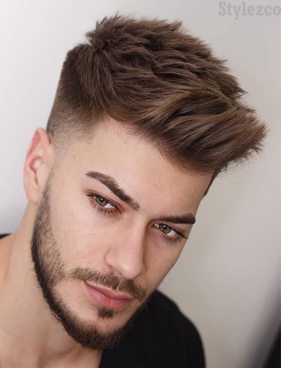 Wonderful Ideas of Mens Short Haircuts for 2019 | Stylezco