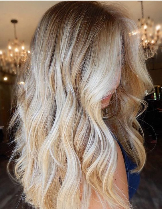 Gorgeous Blonde Hair Color Ideas Shades For 2019 Stylezco