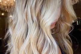 Gorgeous Blonde Hair Color Ideas & Shades for 2019