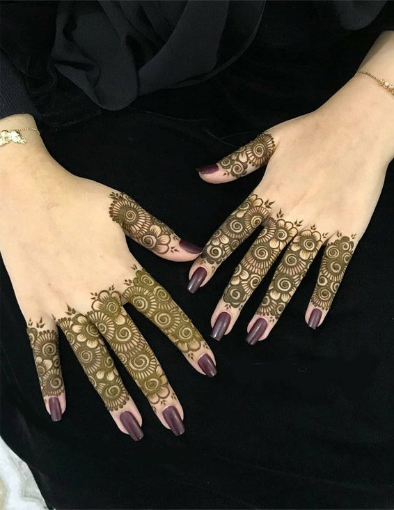 Latest Henna Mehndi Designs Must Try In 2019