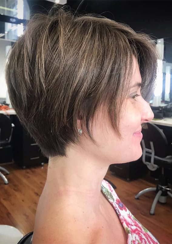 Sensational Ideas Of Short Pixie Haircuts for 2019