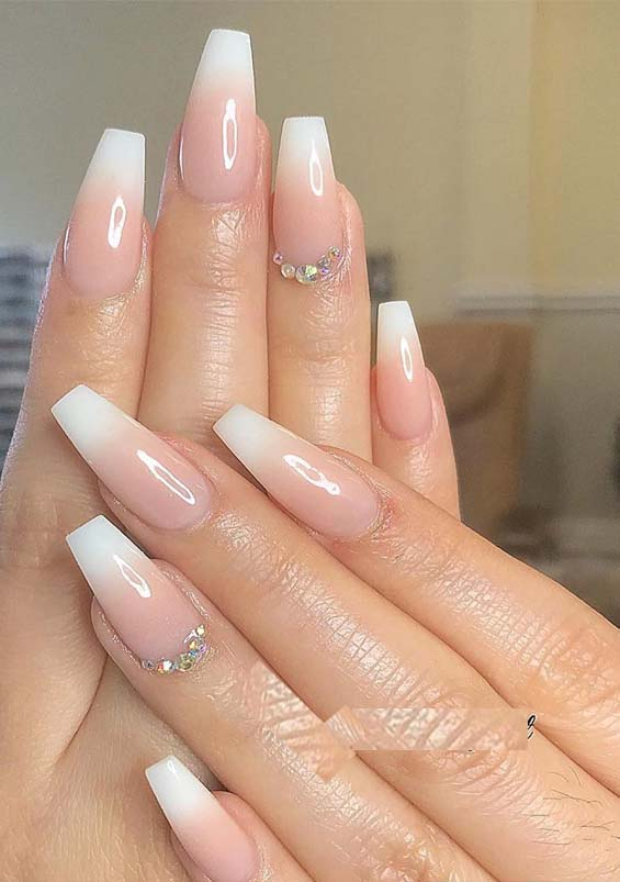Simply Beautiful Nail Designs for Fashionable Women 2019 | Stylezco