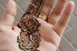 Best Henna Mehndi Design for Your Beautiful Finger