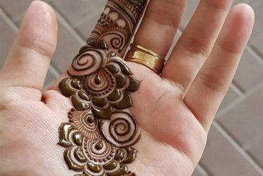 Best Henna Mehndi Design for Your Beautiful Finger
