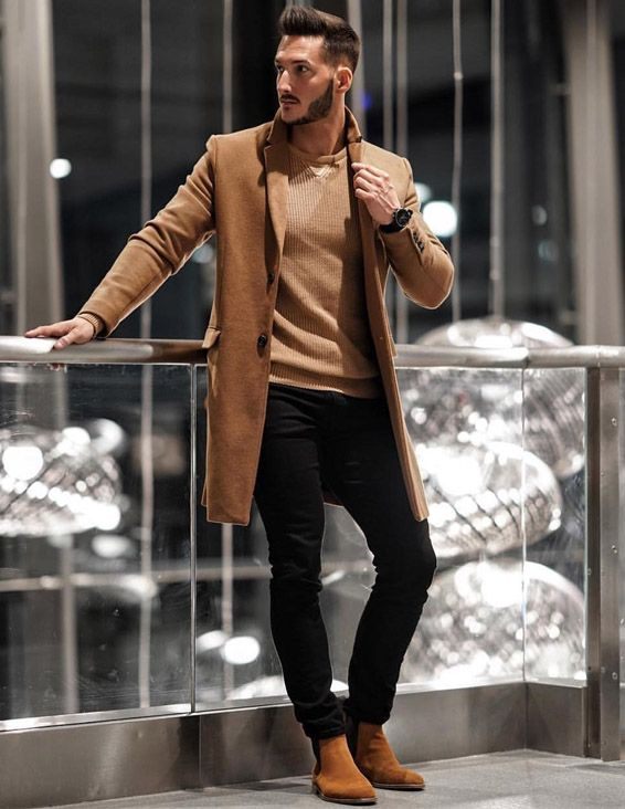Good Looking Men's Fashion Style You Should Try Now
