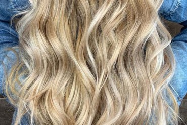Perfect Blonde Balayage Hair Colors & Hairstyles for 2019
