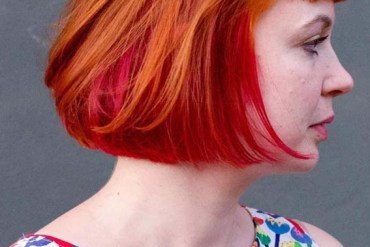 Short Red Haircuts for Women 2019
