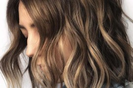 Soft Textured Lob Haircuts in 2019