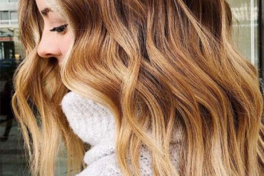 Strawberry blonde hair color shades in 2019
