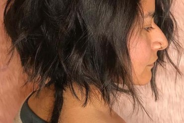 Textured Bob Haircuts in Year 2019