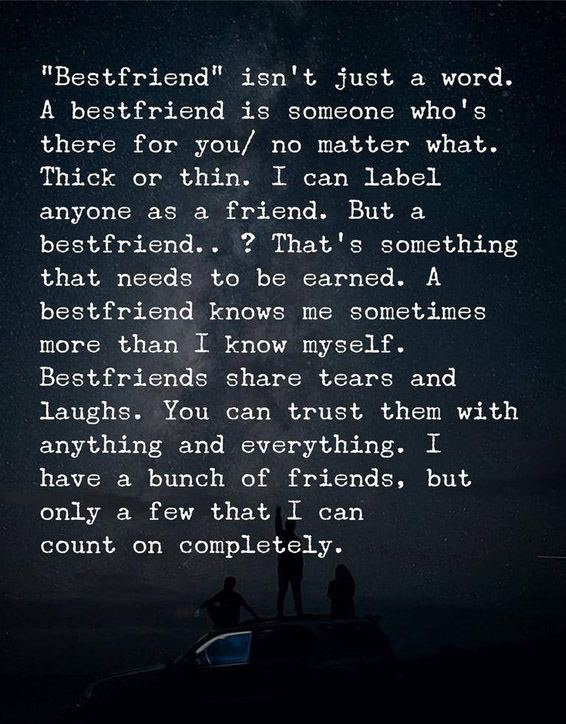 Best Friend Quotes & Sayings for Positive People