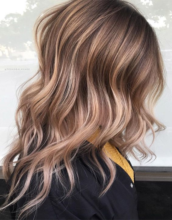 Delightful Ash Blonde Highlights & Styles for 2019 | Stylezco